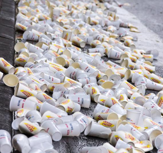 Guerra ao Plástico