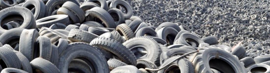 Você sabia que um pneu pode levar até 600 anos para se decompor?